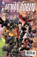 Batman & Robin: Eternal - Issues 1 to 26 - Full Run of 26 Comics